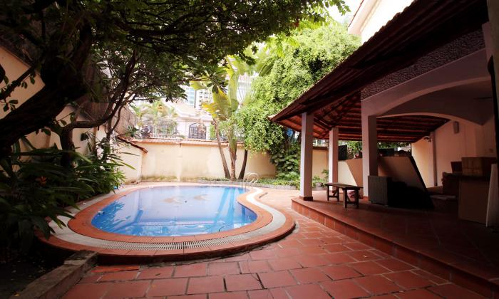 Good Price Villa Pool For Rent in Thao Dien Ward District 2 Ho Chi Minh City