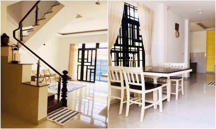 Partly Furnished House For Rent in Thao Dien Ward District 2 HCMC