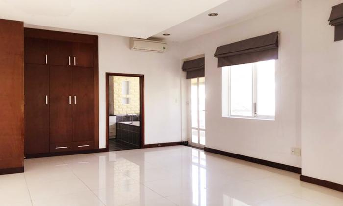 Unfurnished House For Rent in Nguyen Van Huong Street Thao Dien District 2 HCMC