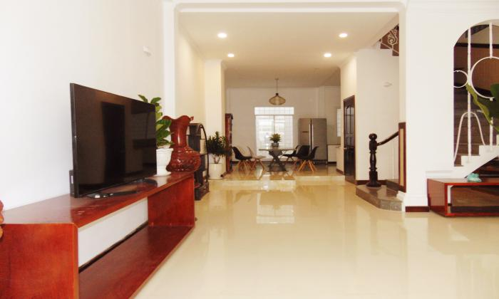 Partly Furnished House For Rent in Nguyen U Di Street Thao Dien District 2 HCMC