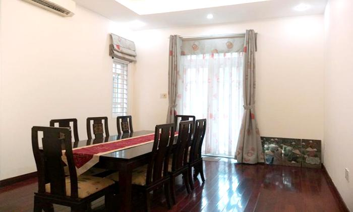Big Garden and Pool Villa in Fideco Compound For Rent in Thao Dien District 2 HCMC