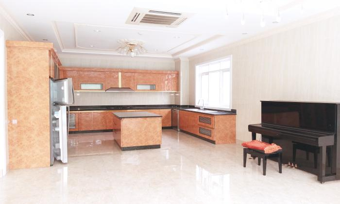 Newly Villa In High Security Compound Nguyen Van Huong District 2 HCMC