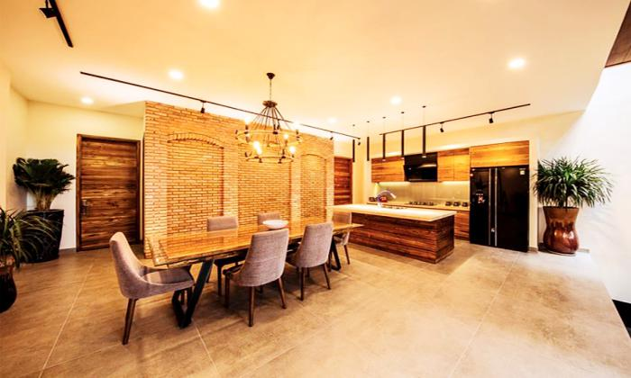 A Charming and High Class Villa For Rent in Thao Dien District 2 Ho Chi Minh City