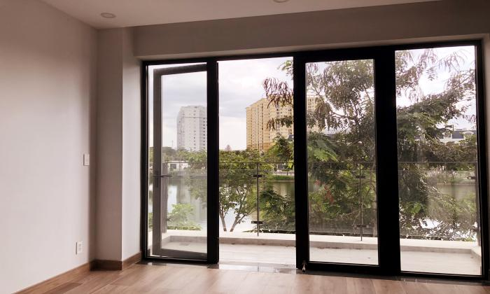 Brand New Partly Furnished Lake View Villa For Rent in District 2 Ho Chi Minh City