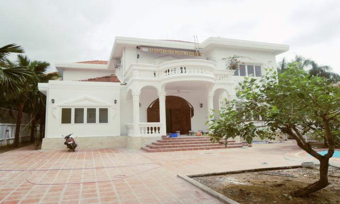 Big Garden Villas For Lease in Thao Dien District 2 Ho Chi Minh City