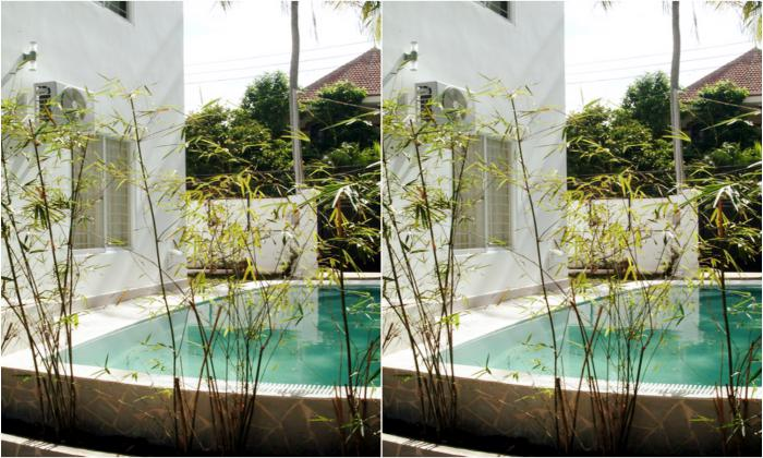 Nice Villa For Rent in Compound Tran Nao Street District 2 Ho Chi Minh City