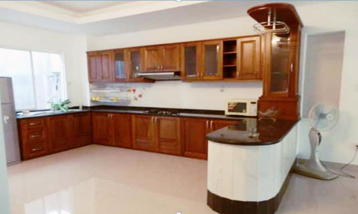 Six Bedrooms Villa For Rent full furnished, District 2, HCM City