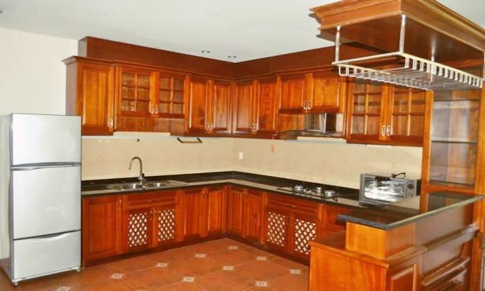 Unfurnished Villa For Rent In District 2