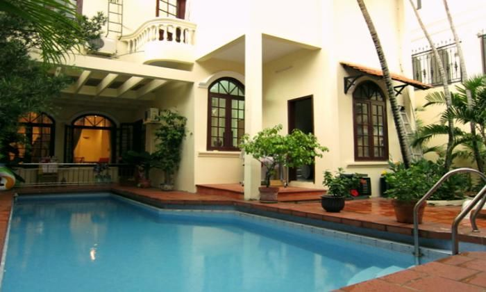 Lovely Villa For Rent In Thao Dien Ward, District 2