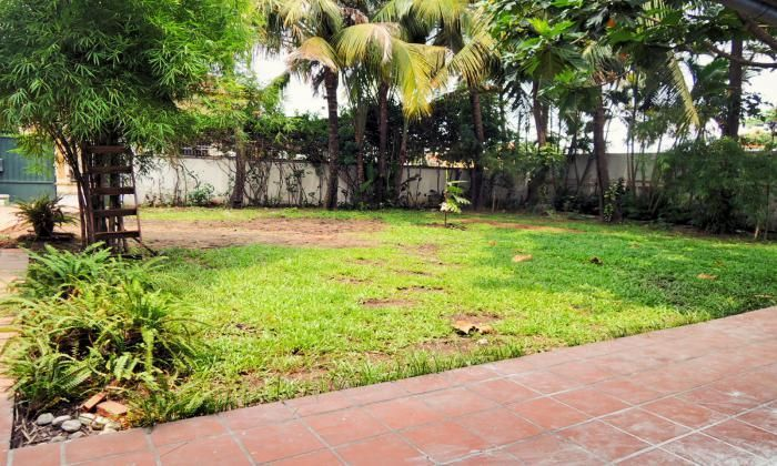Villa For Rent With Garden And Pool In Thao Dien