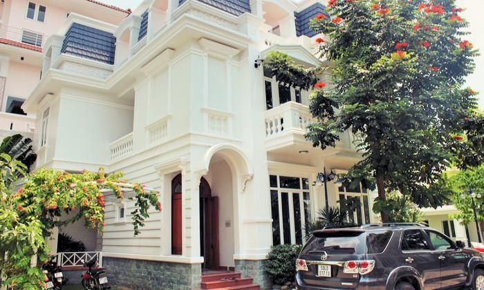 Good Value Villa For Rent In Thao Dien Compound District 2, Ho Chi Minh City
