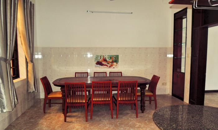 Like Gardening and Pool? 4 Bedrooms Villa For Rent In Thao Dien, HCMC