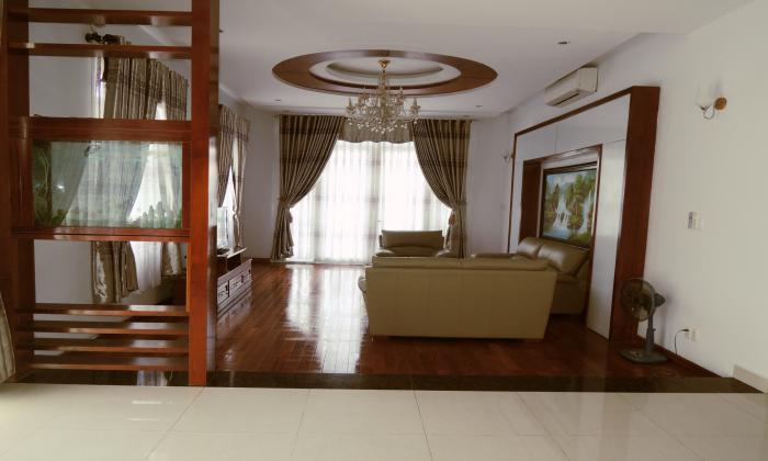 Luxury Five Bedrooms For Rent, District 2, HCM City