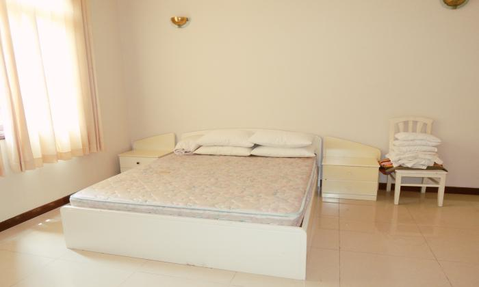 4 Bedrooms Villa For Rent with pool and garden, District 2, HCM City