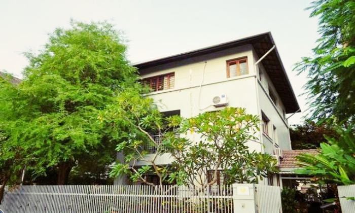 Villa For Rent In Thao Dien Compound District 2, HCM City