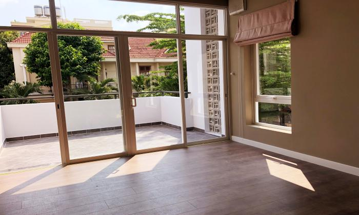 Modern Fully Furnished Villa For Rent in Nguyen Van Huong St Thao Dien District 2 HCMC
