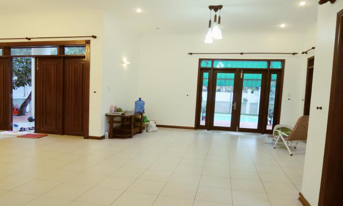 Three Bedrooms Villa For Rent in District 2, HCM City