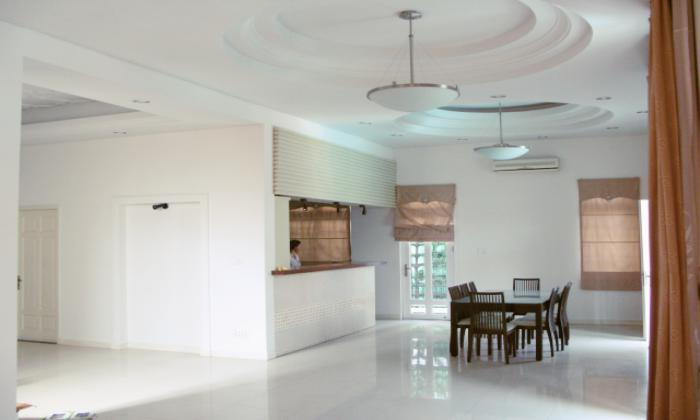 Four Bedrooms Villa For Rent  District 2, HCM City