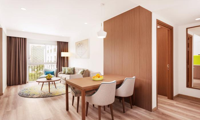 Citadines Regency Saigon Serviced Apartment sets the new standard for modern architectural apartments