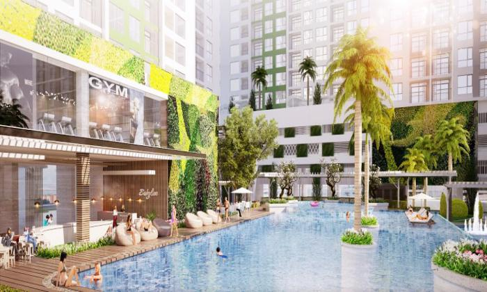 One Bedroom Charmington Iris Apartment For Sales in District 4 Ho Chi Minh City