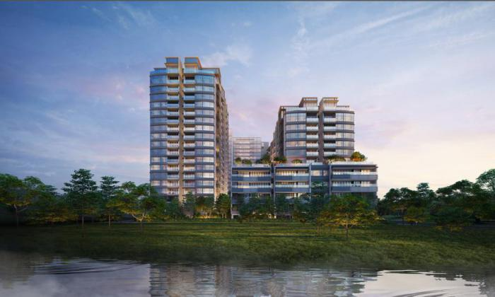 The River Thu Thiem Apartment For Sales in District 2 Ho City Ho Chi Minh City